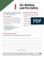 CPWR Arc Welding&Fire Safety