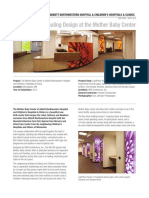 2013 Mother Baby Center Case Study