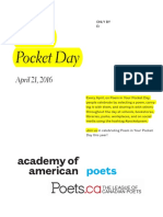 Poem in 1 Pocket