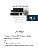 Pic Microcontroller(16 Bit 32 Bit)