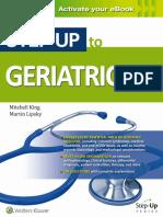 Step-Up to Geriatrics