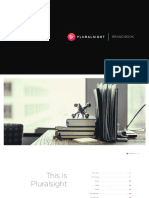 Pluralsight [Branding Example]