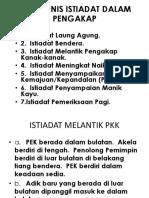 Istiadat Melantik PKK-2003