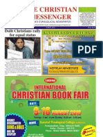 The Christian Messenger, epaper edition, Aug 2010 issue