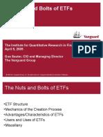 Sauter-Nuts Bolt ETFs