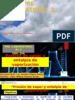 PRELAB Nº 2 - PRESION DE VAPOR -QMC 206 - 2017.pptx