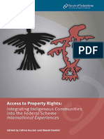 Access to Property Rights
