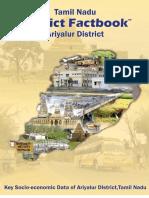 Tamil Nadu District Factbook- Ariyalur District