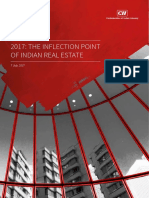 2017-The Inflection Point of Indian Real Estate_low Res