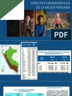 Aspectos Demograficos de La Mujer Peruana
