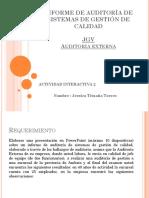 Informe de Auditoría Jessica Tituaña T.