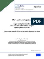 Legal Family Europe
