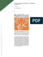 Libro de Experimentos Medicos Faciles y Verdaderos