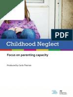 Focus on Parenting Capacity