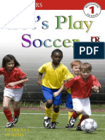 DK Readers - Let's Play Soccer (Level 1)