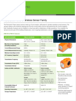 PanPower Energy Sensors Family