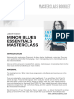 00-Minor Blues Essentials
