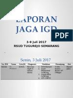 Lapjag Bedah 4-10 Juli 2017 Sip