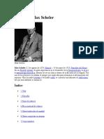 Axiologia Max Scheler p10