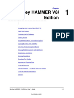 Manual HAMMER V8i - Guia del Usuario (Ingles).pdf