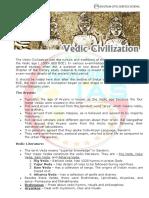 Vedic Civilisation