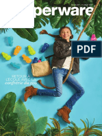 Brochure Tupperware de la mi-juillet 2017