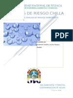 Informe Final Contaminación de Aguas
