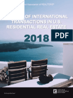 Profile of International Activity in U.S. Residential Real Estate