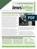PEFC UK Newsletter July 2017 - issue 45