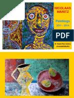 Nicolaas Maritz Paintings 2011 2014