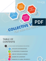 Collective Vision for Business Education