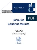 L8a - Aluminium Structures