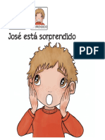 José está sorprendido | Aprendices Visuales