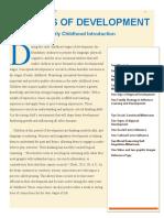 week 2 assignment early childhood fact sheet