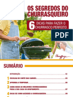 Churrasco, Um Manual