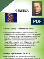Genetica Une