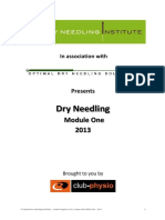 Module one dry needling .pdf