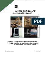 Manual Diagnóstico Excavadoras Hidraúlicas Caterpillar Estrategias Esquemas Procesos Certificación Solución Fallas.pdf