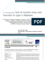 Premature Loss of Muscle Mass and Function in. 14.12
