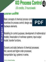 Process Control Seborg Chapter 1