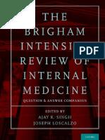 Ajay K. Singh, Joseph Loscalzo-The Brigham Intensive Review of Internal Medicine Question and Answer Companion-Oxford University Press (2014).pdf