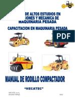 Cuestionario de Rodillo Compactador