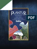 PLAN NACIONAL DE TURISMO 2015 - 2020 (BOLIVIA)