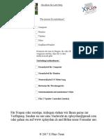 XPLAYSLAN Checkliste
