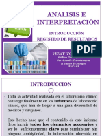 1. Analisis e Interpretación
