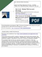 CHIPMAN - The Future of Strategic Studies