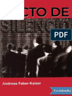 Pacto de Silencio - Andreas FaberKaiser