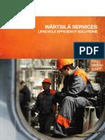 Wartsila Services Brochure