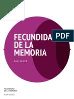 Fecundidad de La Memoria - Juan Valera