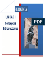 01 - Introduccion a La Logica